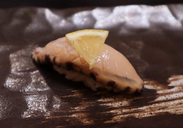 アワビ 寿司 早良区西新 福ずし